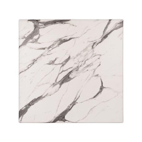ΕΠΙΦΑΝΕΙΑ ΤΡΑΠΕΖΙΟΥ WERZALIT 60Χ60 MARBLE WHITE-GREY 5657 HM5229.11