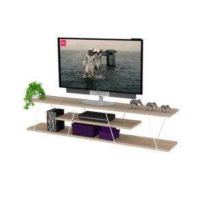 ΕΠΙΠΛΟ TV TARS ΣΕ ΧΡΩΜΑ SONAMA-ΛΕΥΚΟ HM2239.01 143x32x31Y εκ.