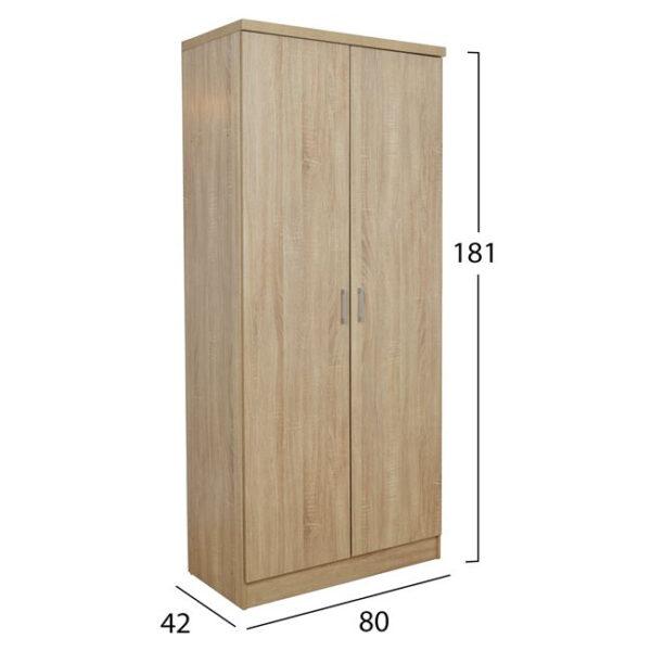 ΝΤΟΥΛΑΠΑ 2ΦΥΛΛΗ SONAMA HM368.02 80x42x181