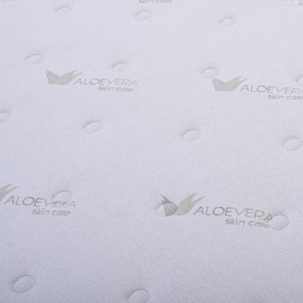 ΣΤΡΩΜΑ POCKET SPRING ΜΕ ΑΝΩΣΤΡΩΜΑ ALOE VERA 160X200 HM371.16 (ROLL PACKING)